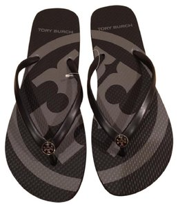 Tory Burch Black/ Black Sandals