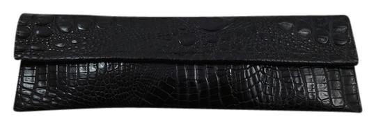 Pegah Anvarian Black Clutch