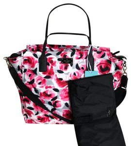 Kate Spade Rose-Bed Diaper Bag
