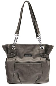 Franco Sarto Tote in Pewter