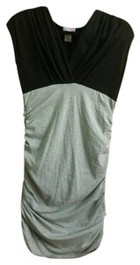 Body Central short dress Black and grey on Tradesy