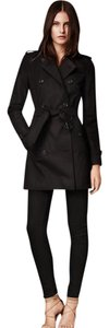 Burberry Mid-length Heritage The Kensington Gabardine Cotton Trench Coat