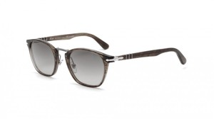 Persol NEW Persol 3110-S Sunglasses Typewriter 3110S Brown Sunglasses