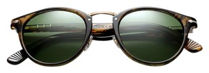 Persol NEW Persol 3108-S Sunglasses Typewriter 3108S Brown Sunglasses