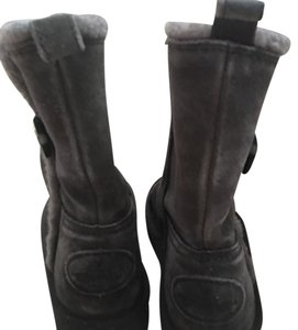 American Eagle Outfitters gray Boots