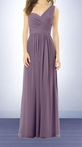 Bill Levkoff Lavender Lavender Chiffon Bill Levkoff Dress