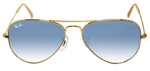 Ray-Ban Ray-Ban Gold frame/Light Blue Gradient Lens RB3025 001/3F