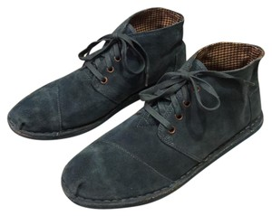TOMS Navy Boots