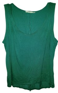 Old Navy Scoop Neck Sleeveless Large Top Green