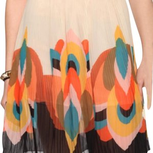Forever 21 Skirt white,blue,yellow, green, black, orange...