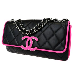 Chanel Le Boy Caviar Maxi Graffiti 2.55 Shoulder Bag