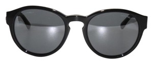 Chanel Chanel Pantos Signature Black/Black Mirrored Lenses