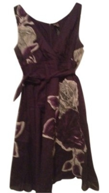 Preload https://img-static.tradesy.com/item/21053/anthropologie-purple-and-maroon-above-knee-short-casual-dress-size-8-m-0-0-650-650.jpg