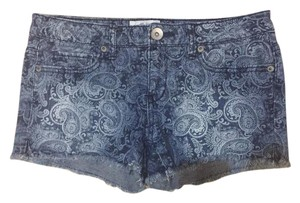 Aéropostale Mini/Short Shorts Blue