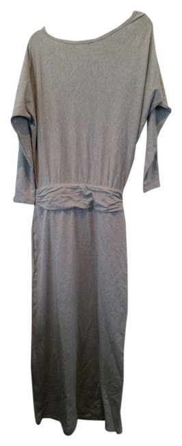 Preload https://item2.tradesy.com/images/tart-collection-maxi-dress-grey-2105346-0-0.jpg?width=400&height=650