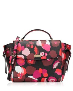 Kate Spade Handbag Coach 71877 Coach Crossbody Messenger Satchel in Wndrfloral