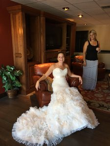 Maggie Sottero Maggie Sottero Couture Collection Wedding Dress