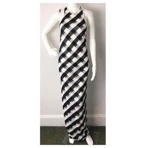 black & white Maxi Dress by Stella McCartney