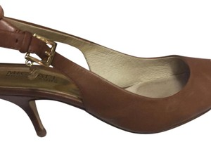 Michael Kors Camel Pumps