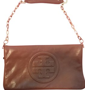Tory Burch Camel Clutch