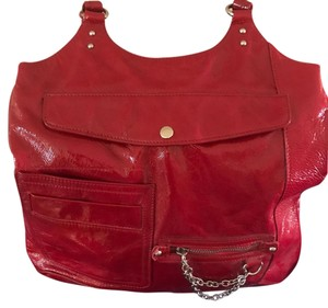 Sabina Satchel in Red
