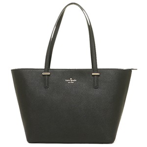 Kate Spade Cedar Street Saffiano Leather Tote in BLACK