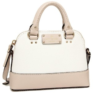 Kate Spade Satchel Mini Rochelle / Leather Cross Body Bag