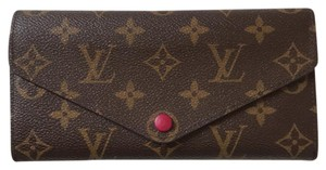 Louis Vuitton Louis Vuitton Josephine in Fuchsia M60708