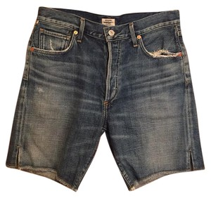 Citizens of Humanity Denim Shorts-Distressed