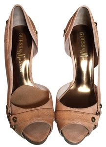 Guess By Marciano Tan Platforms