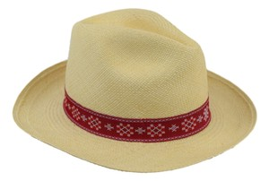 Tory Burch Tory Burch Ribbon-Trim Fedora
