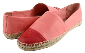 Tory Burch Coral Comfort Casual Multi colored Flats