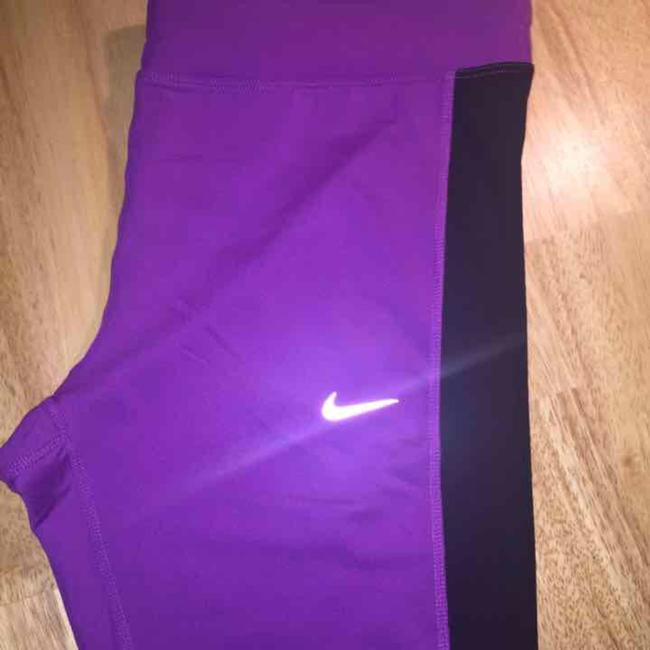 Item - Purple and Black Activewear Bottoms Size 4 (S)