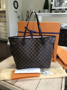 Louis Vuitton Neverfull Totes Handbags Shoulder Bag
