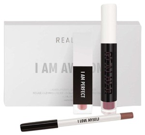 REALHER RealHer Lip Kit in Deep Red