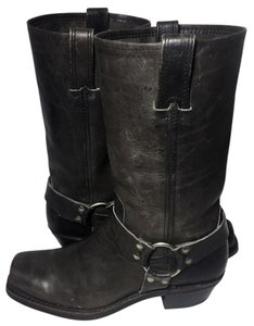 Frye 77298 Smoke 9 Women 9 Women Black Boots