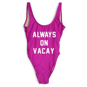 PRIVATE PARTY Private Party Always on Vacay Swimsuit
