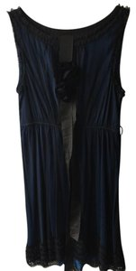 Moulinette Soeurs Sleeveless Tulle Cocktail Ruffles Day To Night Dress