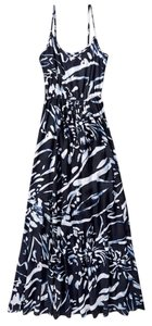 Blue Maxi Dress by Abercrombie & Fitch