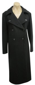 Prada Wool Double Breasted Size 8/42 Italy Coat