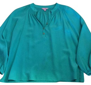 Lilly Pulitzer Top mint green
