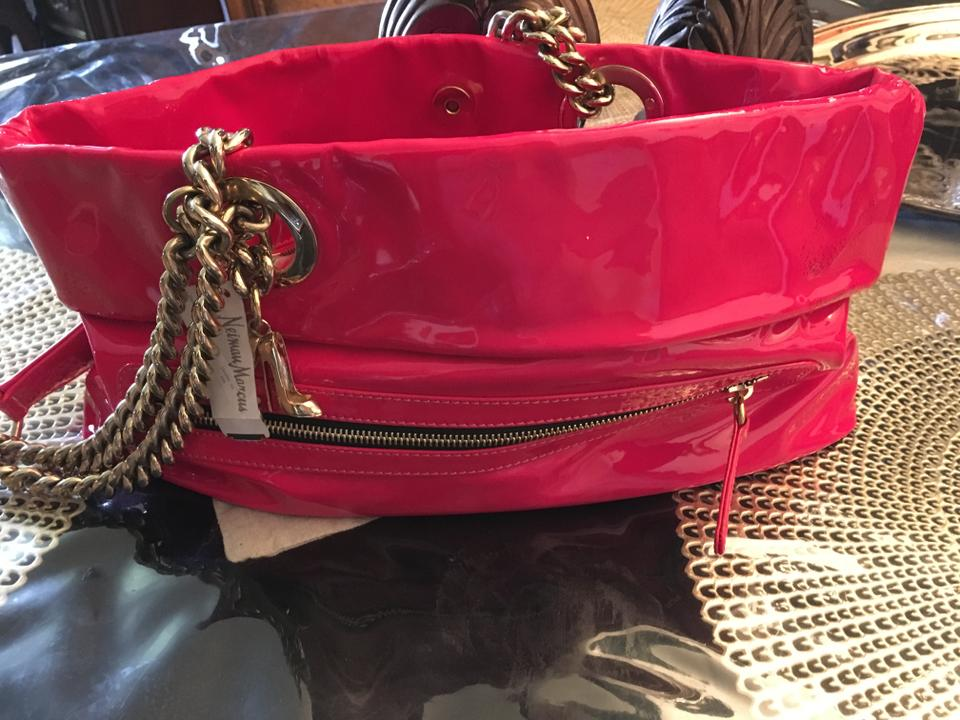 Clutch Christian Louboutin Bag Shoulder Hot Pink 1fvfqxw