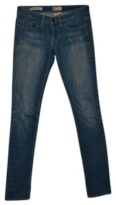 William Rast Jerri Ultra Skinny Jeans-Light Wash