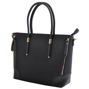 USO COUTURE Fashionforwomen Fashion2017 Bags2107 Designerbags Tote in Black