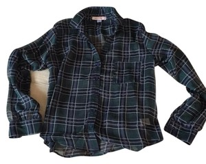 Band of Gypsies Top plaid
