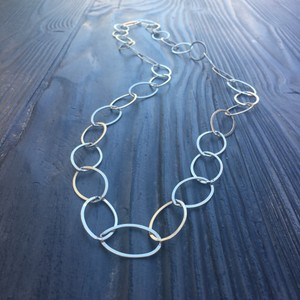 Other Sterling Silver long necklace