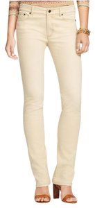 Ralph Lauren Straight Leg Jeans-Light Wash