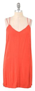 Bella Luxx short dress Orange Soft Poppy Strappy Mini on Tradesy