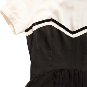 Coincidence & Chance short dress Black/White Mini Urban Outfitters on Tradesy
