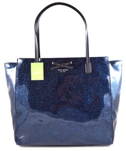 Kate Spade Tote in offshore blue